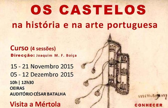 2015 - Os Castelos - curso